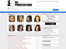 MyPornstarBook